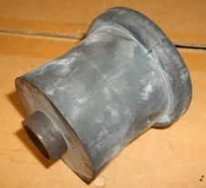 Mowag Duro 2. Transfer case bushing.